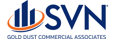 The SVN® / Gold Dust Commercial Associates' Industrial Team is an energetic, progressive commercial real estate advisory team focused on offering dependable, transparent, high-quality advice to landlords, tenants, buyers, sellers, investors and developers of commercial real estate. We view ourselves as partners with our clients, with a strong emphasis on collaboration with our clients, outside agents and our community at large.